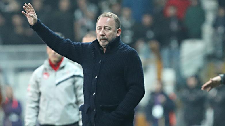 Beşiktaş'ta Sergen Yalçın Rüzgarı