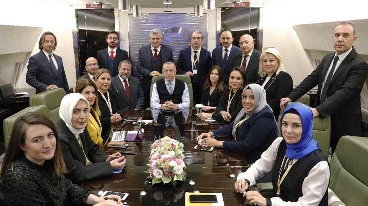 Cumhurbaşkanı Recep Tayyip Erdoğan'dan Son Dakika Açıklaması