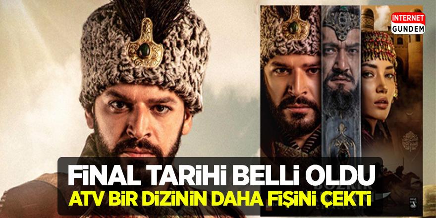 Bozkır Arslanı Celaleddin Dizisinin Final Tarihi ve Günü Netleşti! ATV Bir Dizisinin Daha Fişini Çekti..