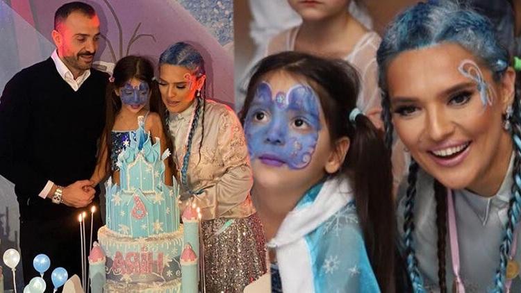 Ünlü Şarkıcı Akalın'ın Kızı 6 Yaşında