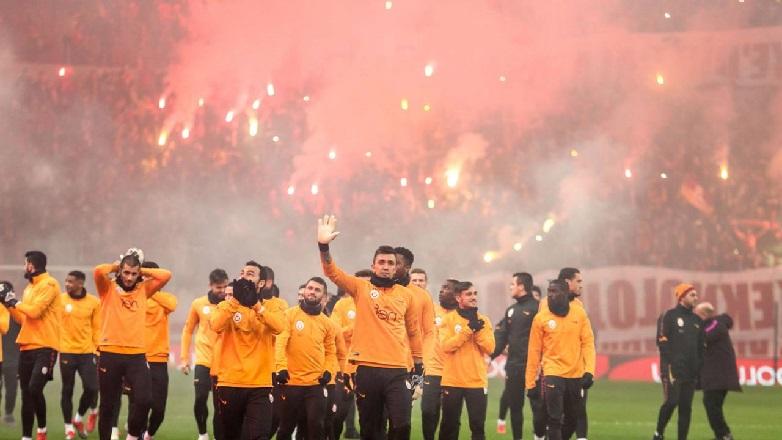 Galatasaray'ın İlk 11'i Değişti