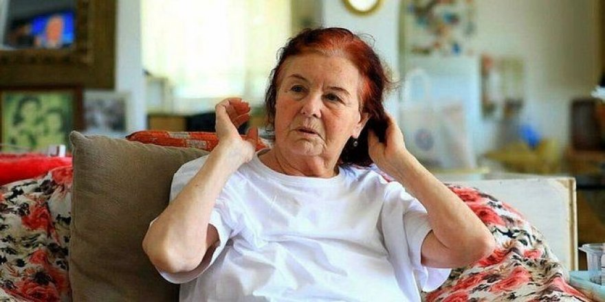 Yeşilçam'ın Ünlü Oyuncusu Fatma Girik Hastaneye Kaldırıldı! Girik'in Sağlık Durumu…