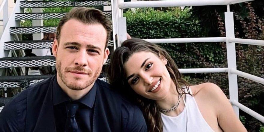 Hande Erçel ve Kerem Bürsin acılarını sosyal medyada paylaştı