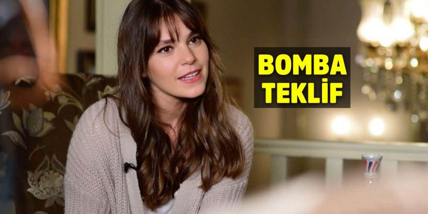 Ödüllü diziden Aslı Enver'e bomba teklif!