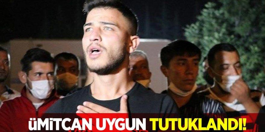 Baskılar Sonuç verdi Ümitcan Uygun Tutuklandı!