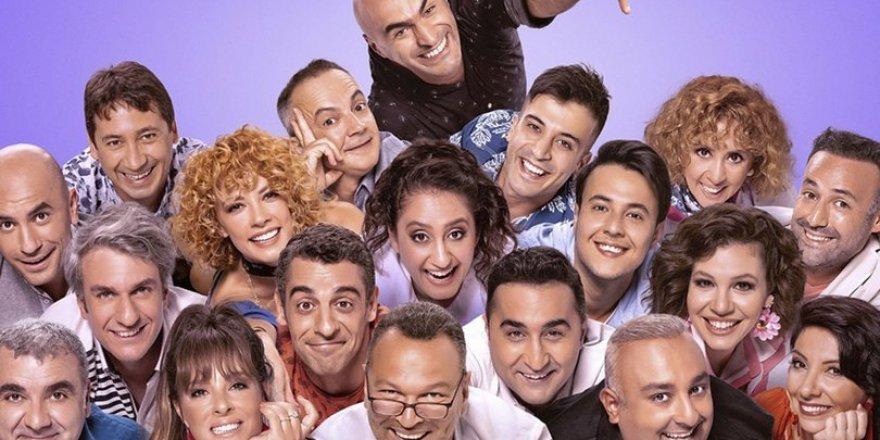 Güldür Güldür Kadrosu Yenilendi! Show TV Güldür Güldür'e Yeni Oyuncular Katıldı!