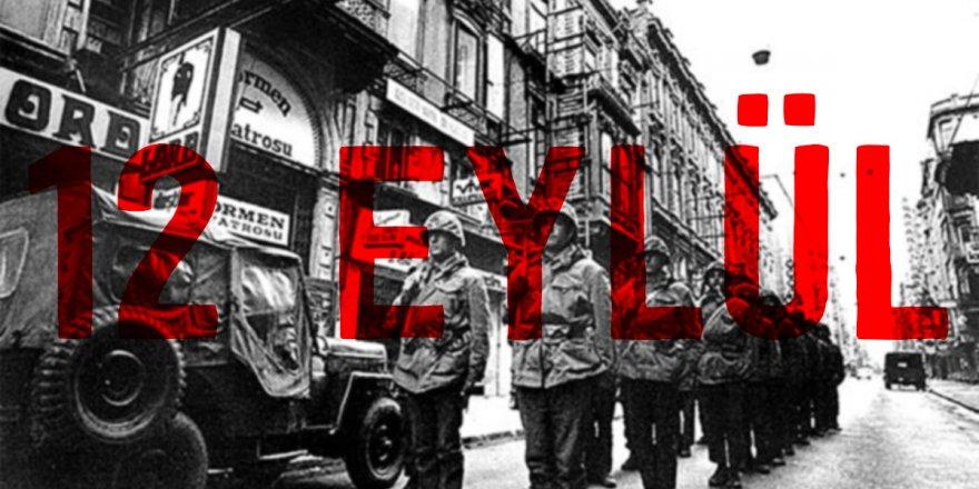 41 Yıl Önce 12 Eylül 1980 Darbesinde Neler Yaşandı? Tarihte Kara Bir Leke Olarak Adlandırılan 12 Eylül Darbesi..