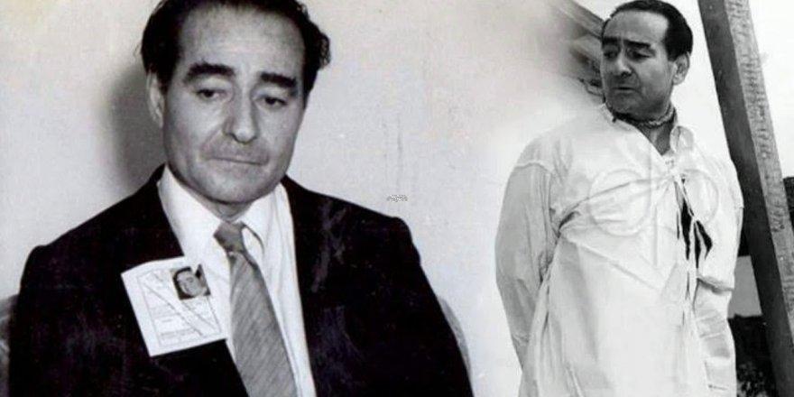 Demokrasi Şehidi Dönemin Başbakanı Adnan Menderes Anılıyor..