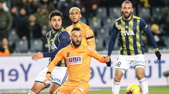 Fenerbahçe Berabere Kaldı.