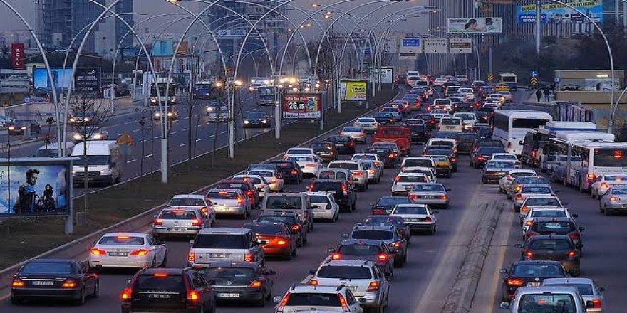 Yola Çıkacak Olanların Dikkatine! Trafik Yoğunluğu Hangi Bölgelerde Daha Fazla?
