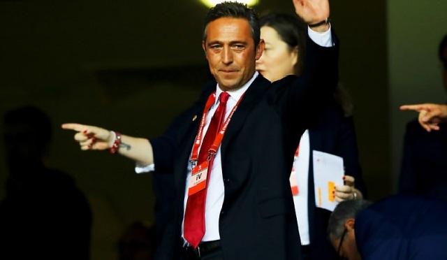 Fenerbahçe Başkanı Ali Koç'tan Tehditler