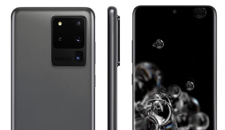 Samsung Galaxy S20 Görücüye Çıktı