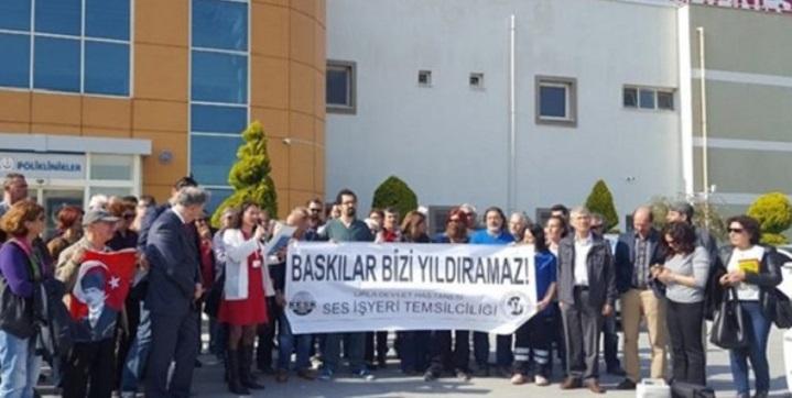 Sağlık Çalışanları Ankara'da Miting Yapacak