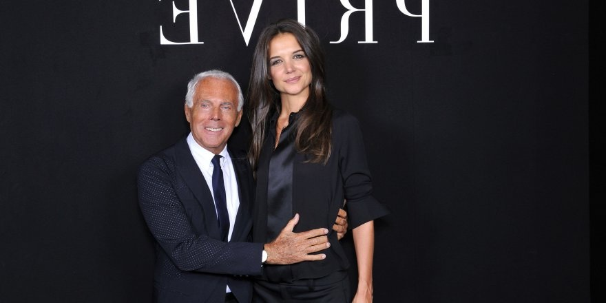 Giorgio Armani: Kadınlara tecavüz ediyoruz