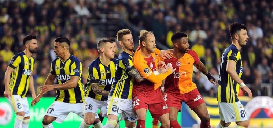 Fenerbahçe Galatasaray Derbisinin Özeti!