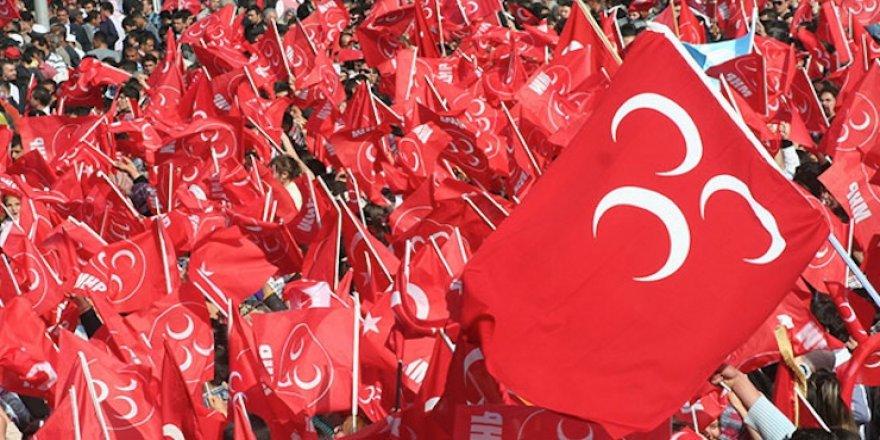 Konya'da MHP'ye 350 kişi katıldı