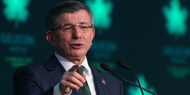 Emniyetten Flaş Ahmet Davutoğlu Açıklaması