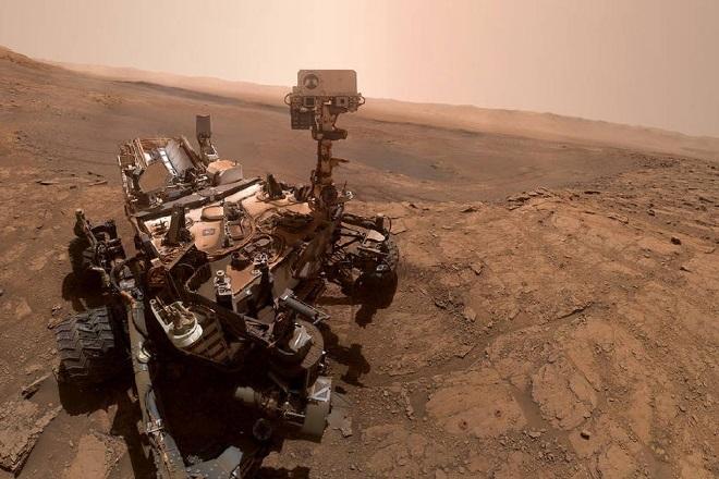 Mars'ta Deprem Oluyor!