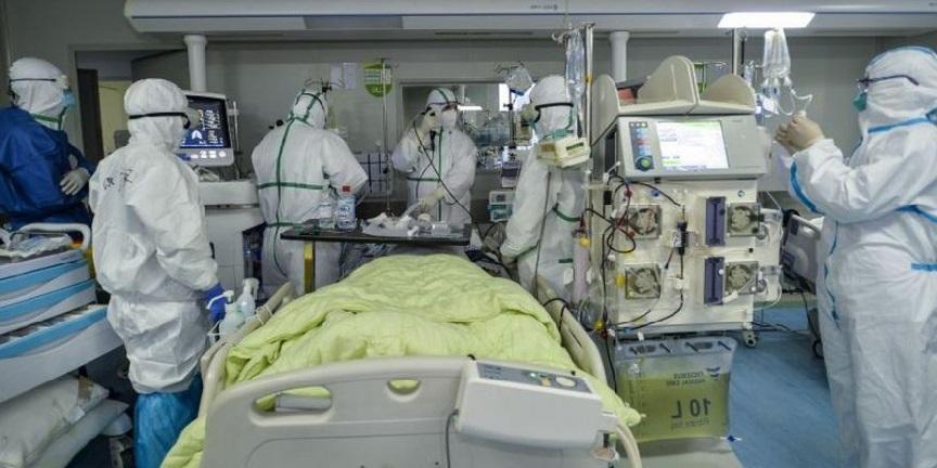 Koronavirüs Hastalarının Kaldığı Otel Çöktü!