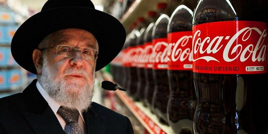 İsrail, Coca Cola'yı Haram İlan Etti!