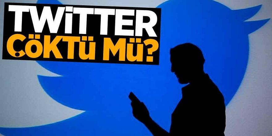 Twitter çöktü mü? Twitter Neden açılmıyor?