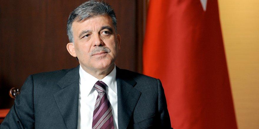 Abdullah Gül'den saldırı açıklaması