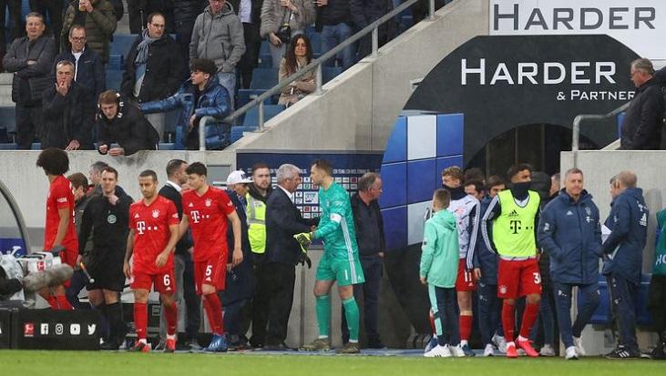 Hoffenheim - Bayern Münih Özet İzle   Hoffenheim - Bayern Münih Maç Özeti