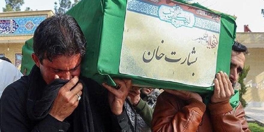 İran Ölen Teröriste Ağlıyor