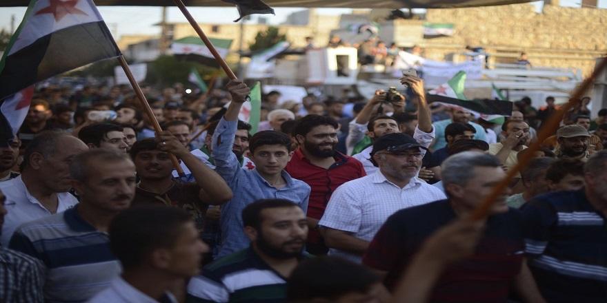 Şam'da İsyan İddiaları