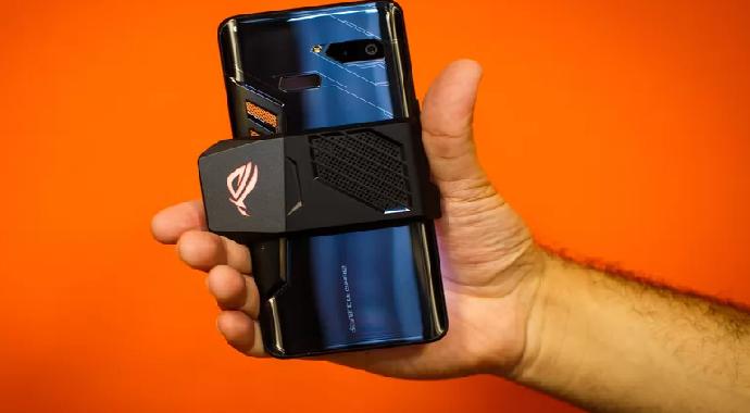 Asus ROG Phone 2 Dayanıklılık Testine Tutuldu