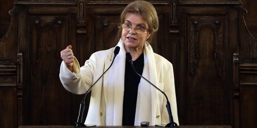 Tansu Çiller'den Dikkat çeken açıklama