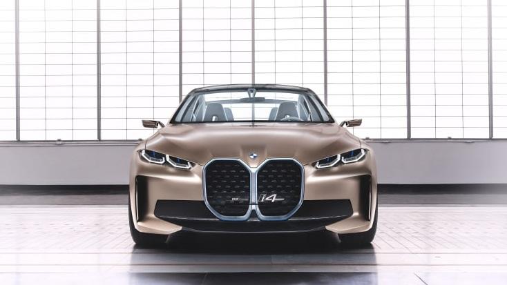 BMW İ4, Tesla'ya ve TOGG'a Rakip Geldi!