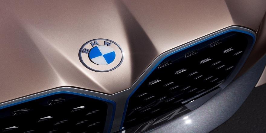 BMW'nin Yeni Logosu!