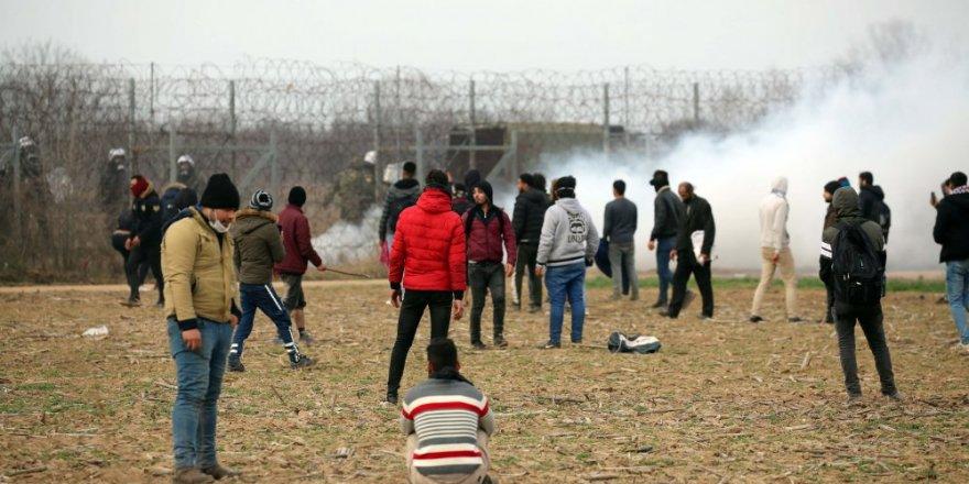 Yunan güvenlik güçleri ateş açtı: 1 ölü, 5 yaralı