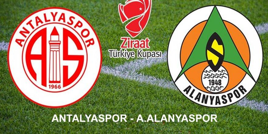 Antalyaspor - Alanyaspor Maçı Canlı İzle | Canlı Yayın Link!