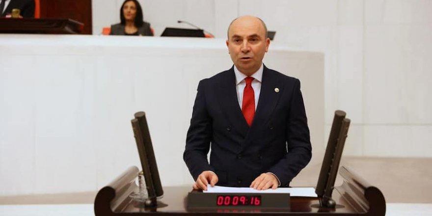 MHP Milletvekili Cemal Çetin'den AB'ye mülteci tepkisi!