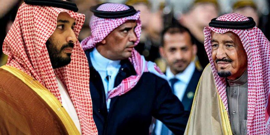 Suudi Arabistan'da 20 prens daha gözaltına alındı