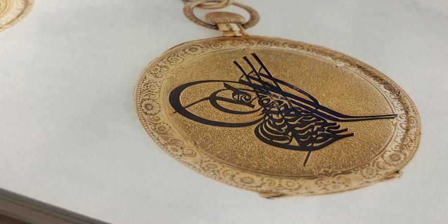II. Abdülhamid'in Saatinin Satışından Vaz mı Geçildi?