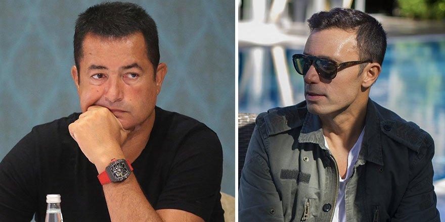Mustafa Sandal: Acun Ilıcalı'yı sahtecilikle suçladı