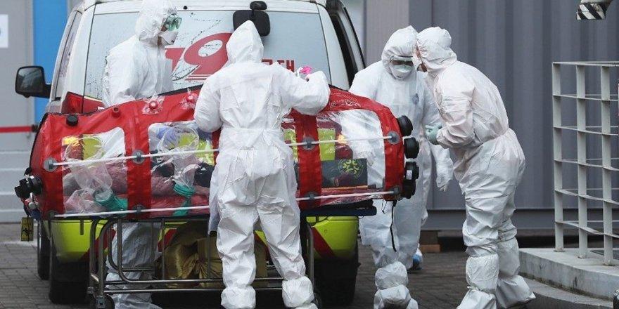 Koronavirüs can kaybı 3 bin 800'ü geçti