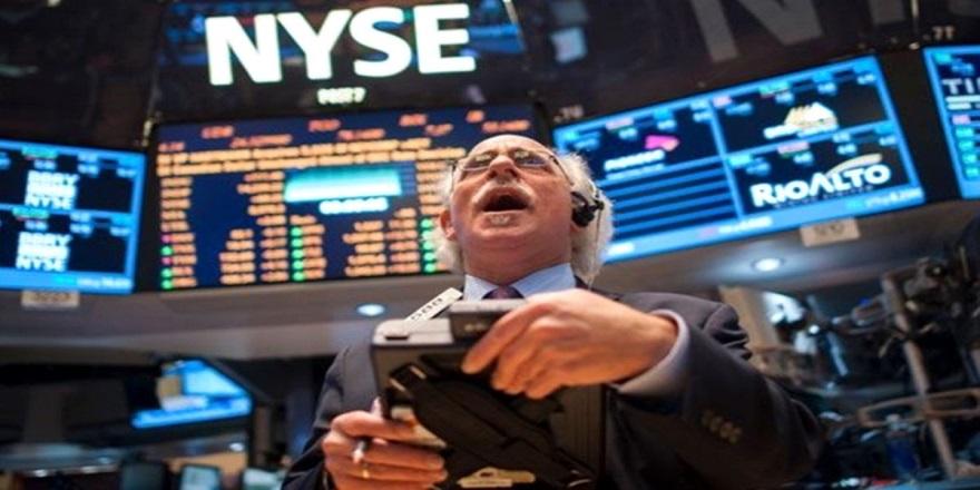 ABD Borsası 15 Dakika Durdu!