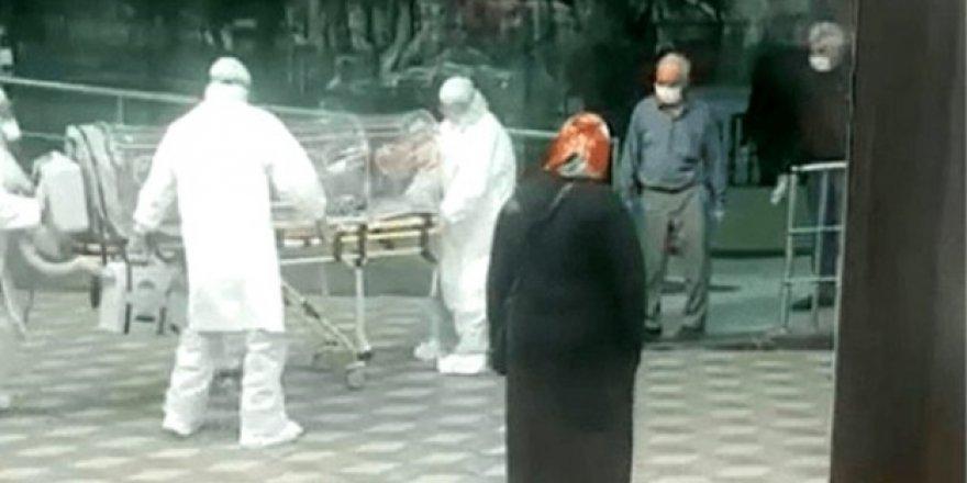 O ilimizde koronavirüsü alarmı verildi