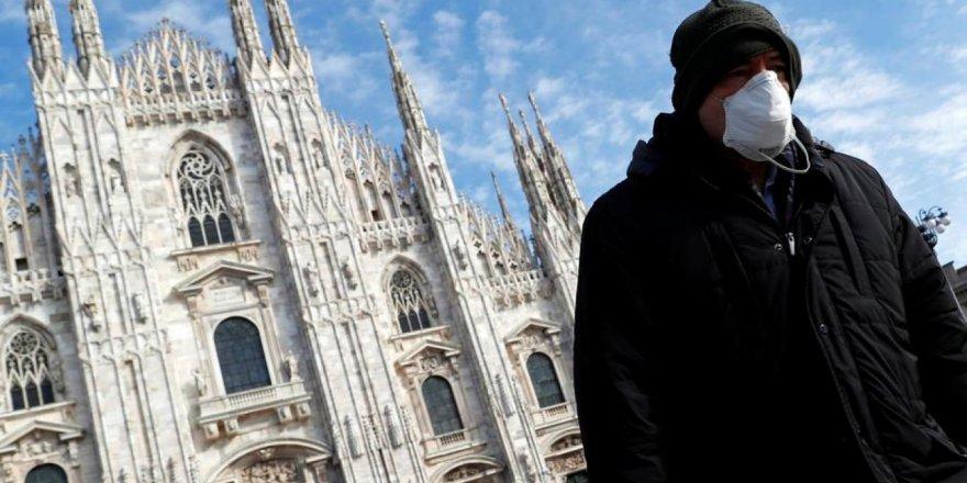 İtalya'da Bugün 168 Kişi Koronavirüsden Öldü