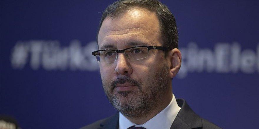 Spor Bakanı açıkladı: Süper lig maçları ertelenecek mi?