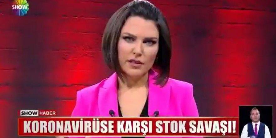 Show Tv spikeri Ece Üner isyan etti