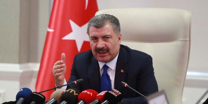Türkiye'de korona virüsten 1 kişi daha öldü