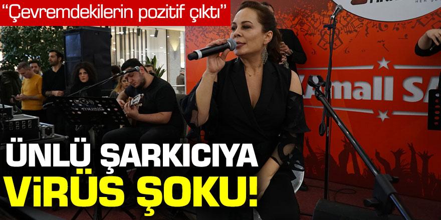 Ünlü Şarkıcı Demet Sağıroğlu'ya vüris şoku!