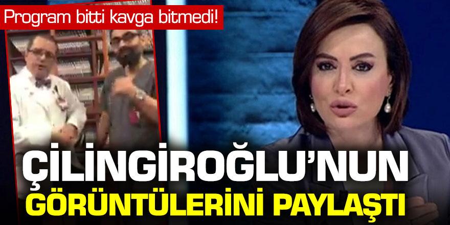 Didem Arslan Yılmaz, Çilingiroğlu'nun yeni videosunu twitter'dan paylaştı