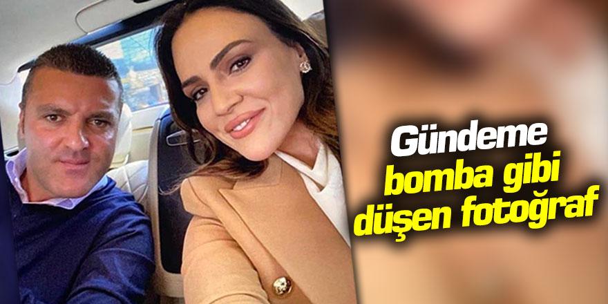 Kanal D eski Sunucusu Buket Aydın'ın yeni sevgilisi ünlü siyasetçinin oğlu oldu