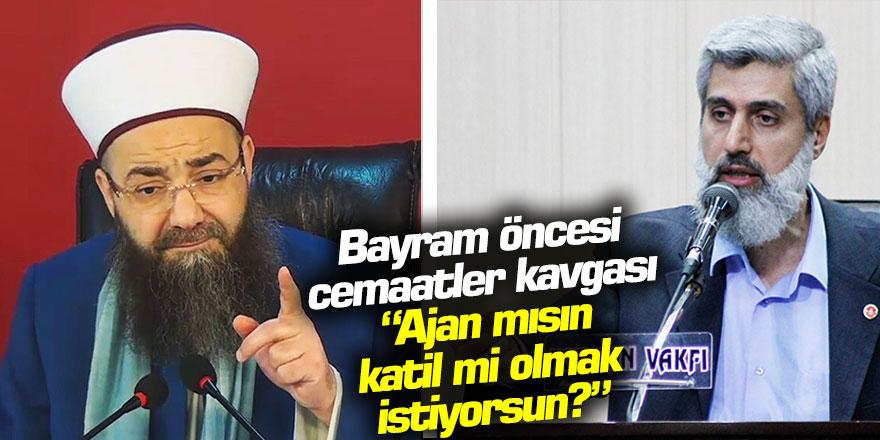 Cübbeli Ahmet Hoca'dan Alparslan Kuytul'a sert tepki